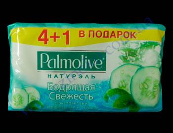 Palmolive soap green tea + cucumber 5*70g