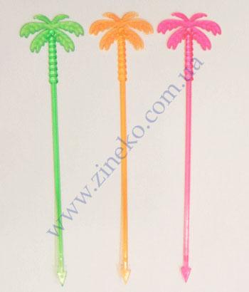 Mixer a palm tree arrow of 24 cm of color 100 pieces T
