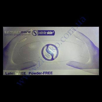Перчатки Sempercare нитрил без пудры 200шт