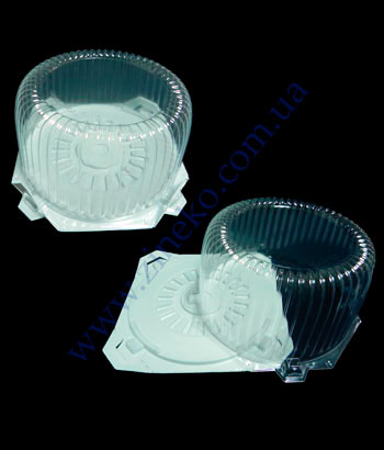 Buy The SL-206 container with lid for d=18sm*18*9,8 cake