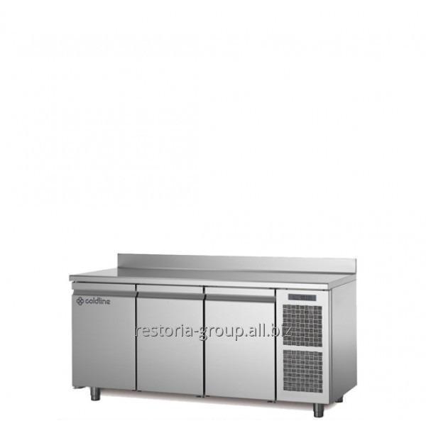 Стол холодильный Coldline TA17/MEX (C БОРТОМ)