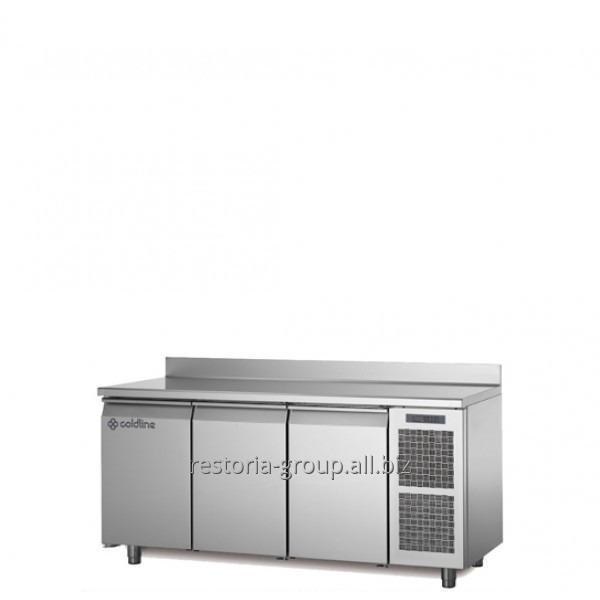 Стол холодильный Coldline TA17/BEX (C БОРТОМ)