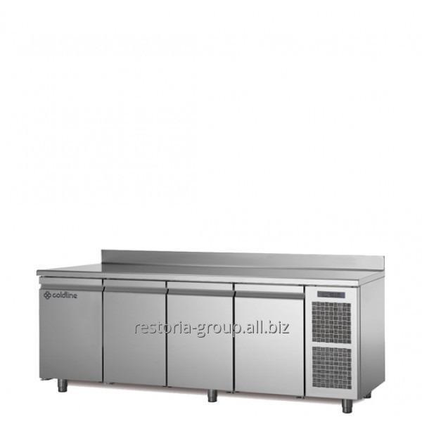 Стол холодильный Coldline TA21/BEX (C БОРТОМ)