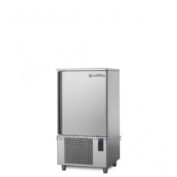 Шкаф шокового охлаждения/заморозки кондитерский Coldline W10TGN