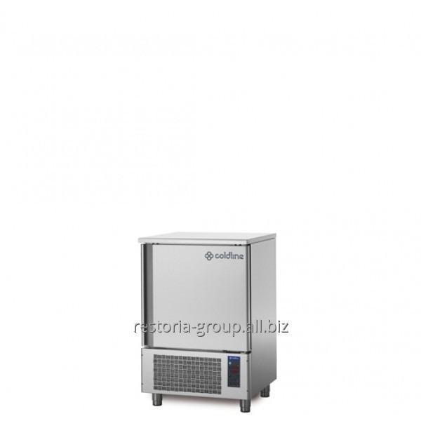 Шкаф шокового охлаждения/заморозки кондитерский Coldline W7TGN