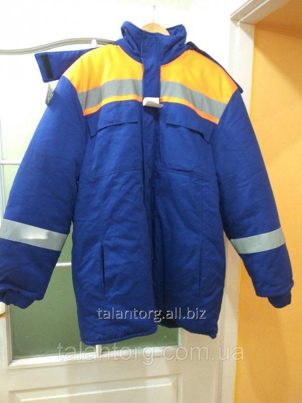 Куртка рабочая утеплённая 444624802