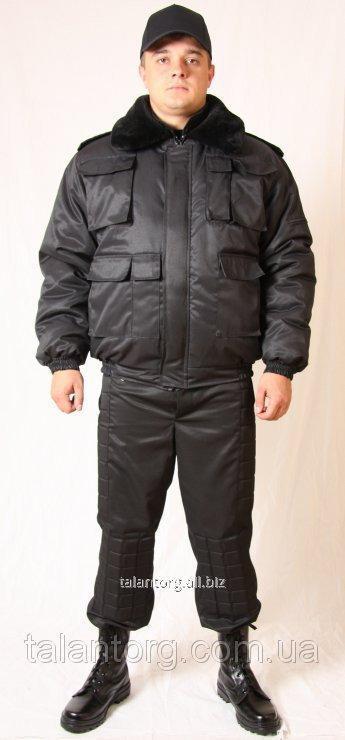 Утепленный костюм Титан