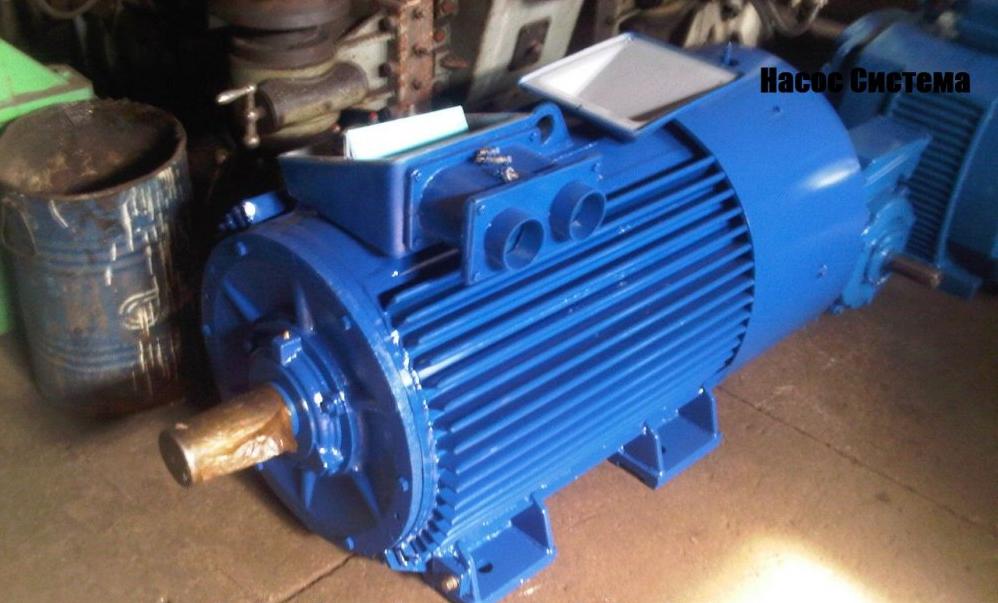 Buy ACORUS electric motor 180S4 22 of kW of 1500 rpm three-phase