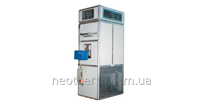 Газовый воздухонагреватель PK