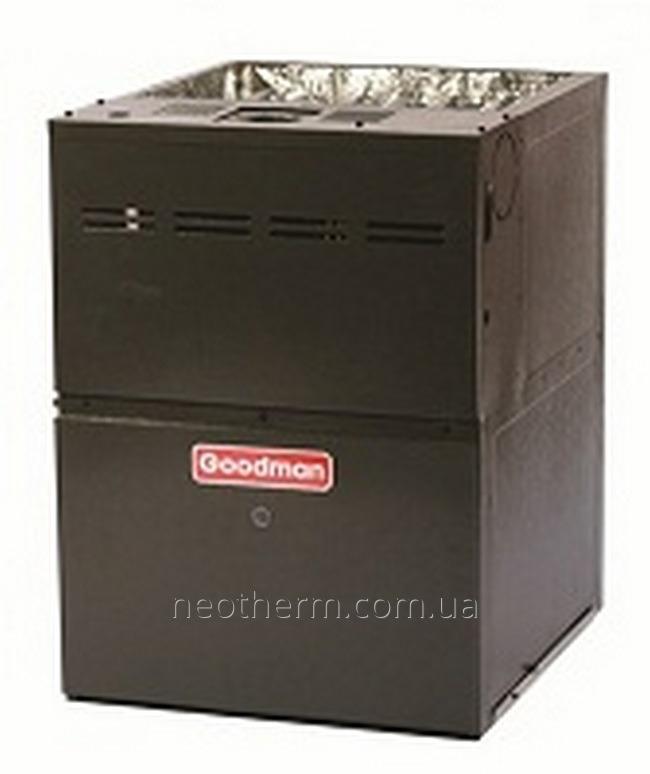 Канальный газовый нагреватель воздуха Goodman серии GMP