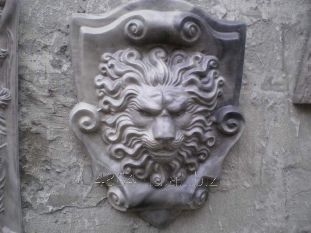 Купить Декор скульптура горельеф Лев
