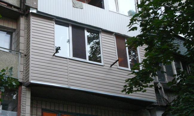 Застеклить балкон под ключ, остекление, утепление балконов с.