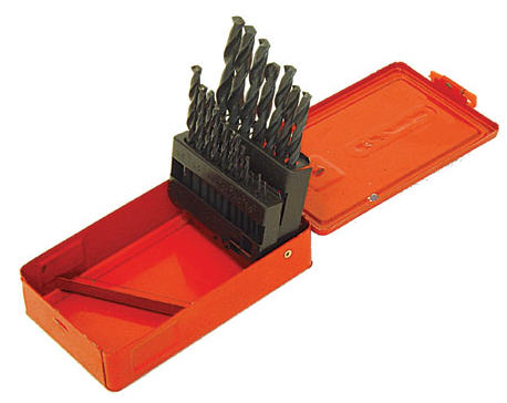 Buy Set of drills of 6 pieces f2 0-8 0