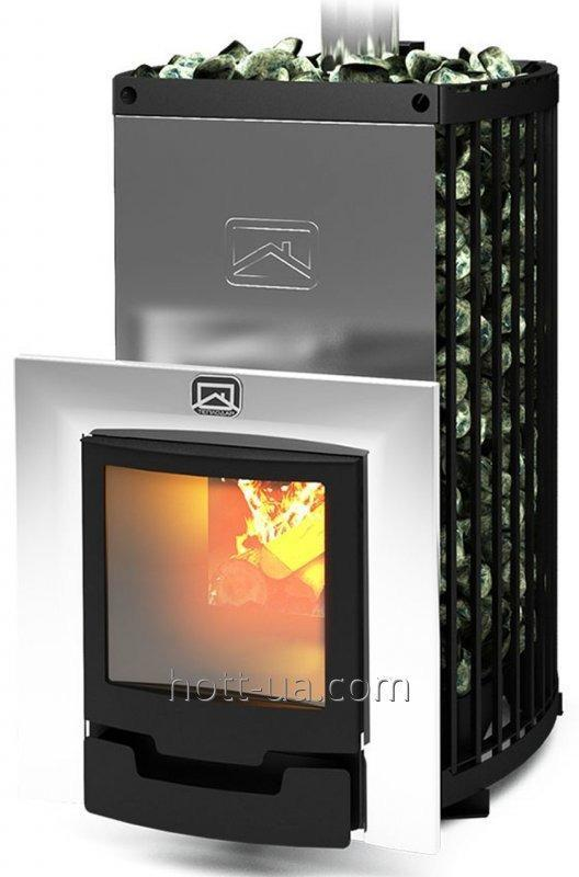 Buy Wood burning stove-stove Teplodar Domna-panorama 30 LRK