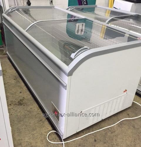 Ларь морозильный  AHT Athen 210 XL