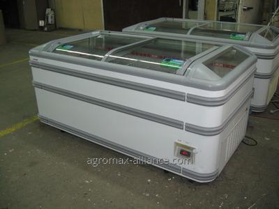 Торговое холодильное оборудование AHT Paris 185