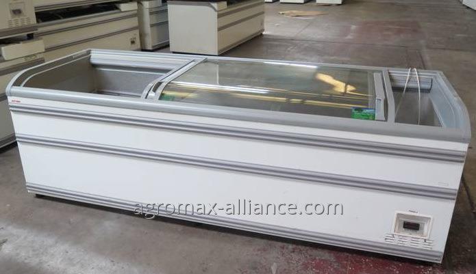 Торговое холодильное оборудование AHT Paris 250