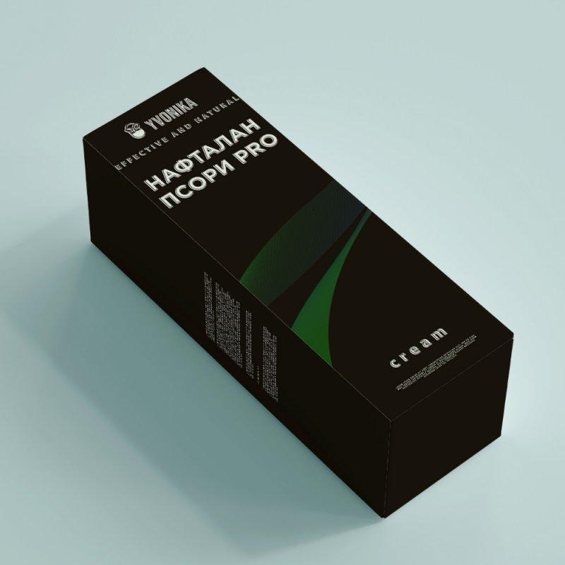 Средство Нафталан Псори Pro от дерматитов и псориаза