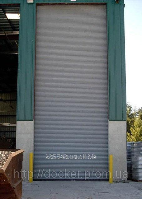 Ворота промышленные  2668683