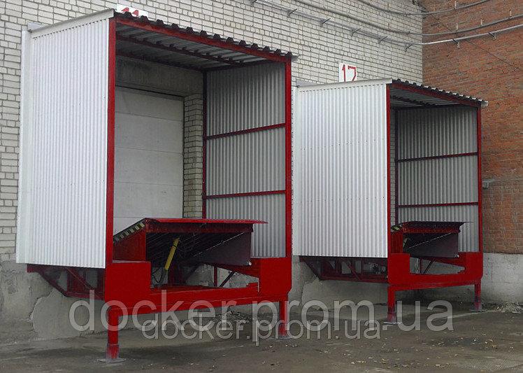 Тамбур перегрузочный 90 Docker (облегченный)