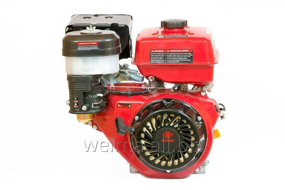 Купить Двигатель WEIMA WM177F-S, вал 25мм, шпонка, бензин 9,0л.с. (бесплатная доставка)