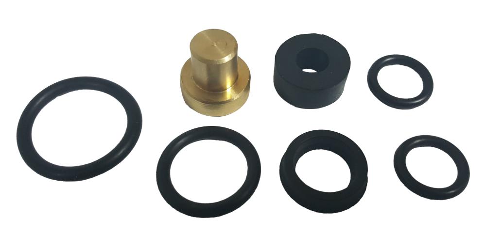 Ремкомплект GASLIN для газозаправочного крана с поршнем набор прокладок (OPW OT319)