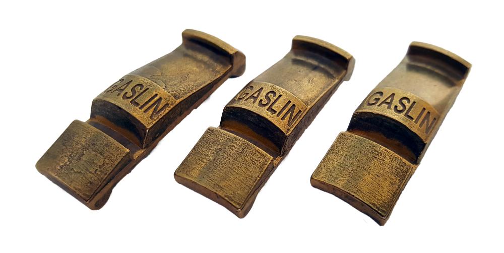 Лапки захватывающие рычаги к 3-х лапочному заправочному крану пистолету Gaslin