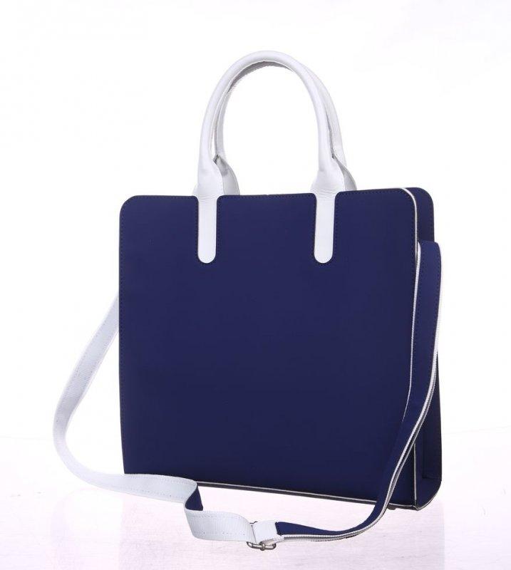 Женская сумка Valenta из синего неопрена