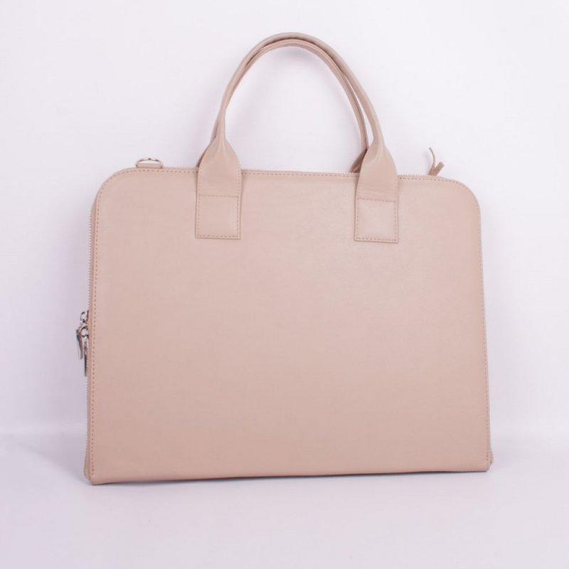 Кожаная деловая сумка Valenta.