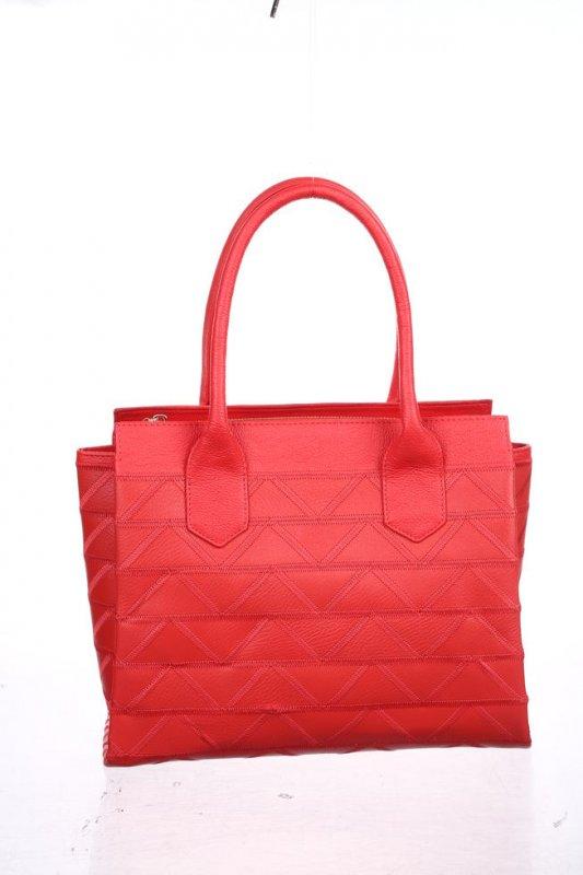 Кожаная женская сумка Valenta