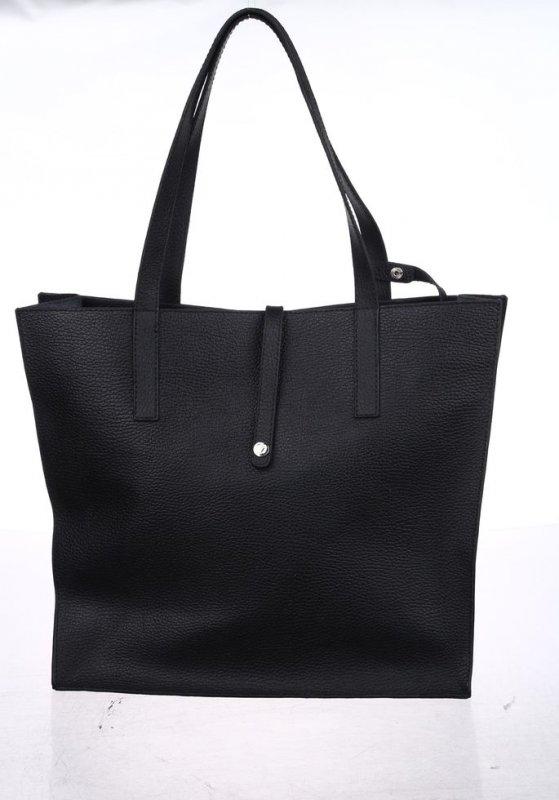 Кожаная женская сумка Valenta флатар