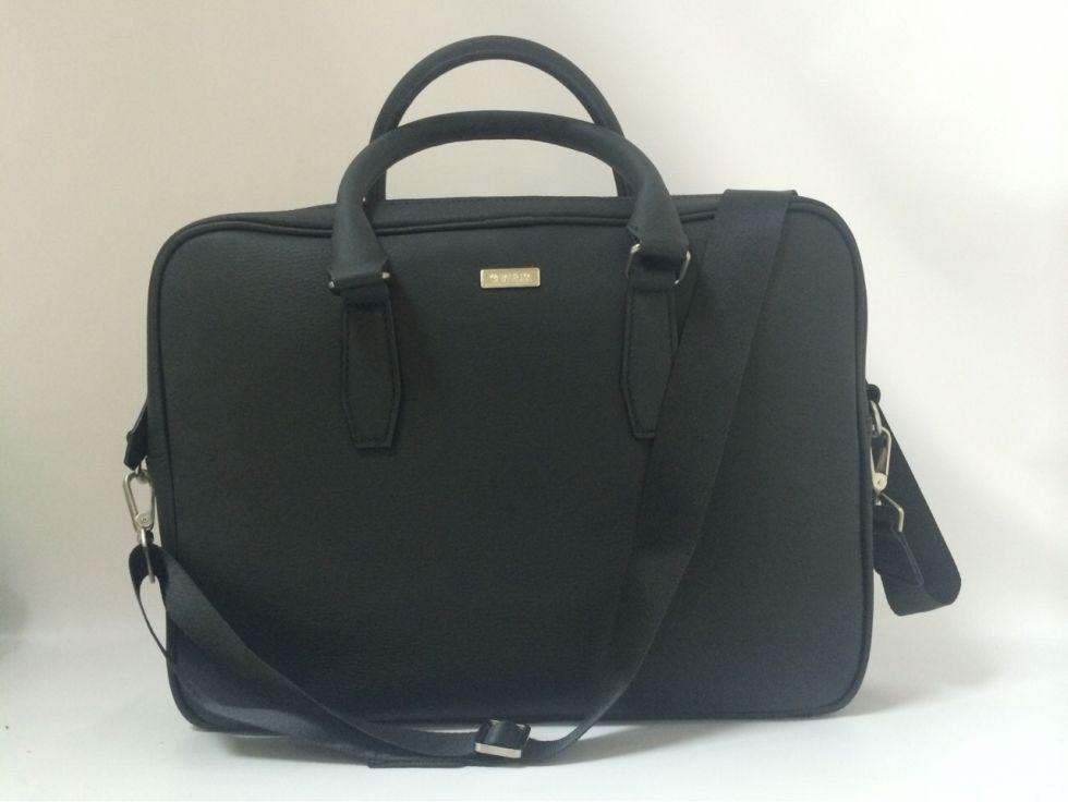 Кожаная мужская сумка для ноутбука Valenta