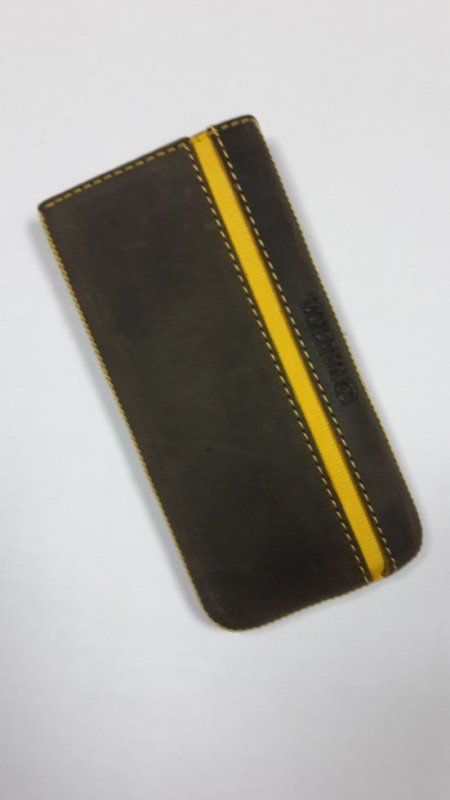 Кожаный футляр Valenta для смартфона Iphone 5/5S
