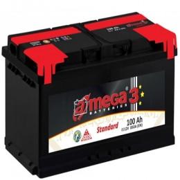 Аккумулятор A-MEGA STANDART 6CT-100 АЗ 850 EN