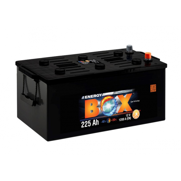 Аккумулятор ENERGY BOX 6СТ-225