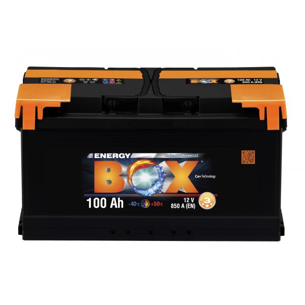 Аккумулятор ENERGY BOX 6СТ-100