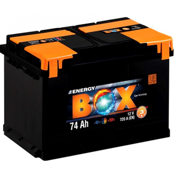 Аккумулятор ENERGY BOX 6СТ-74