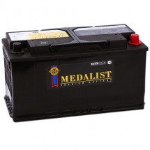 Аккумулятор Medalist 6СТ-100R+