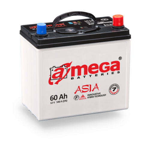 Аккумулятор AMEGA  Ultra 6СТ-45 Аз