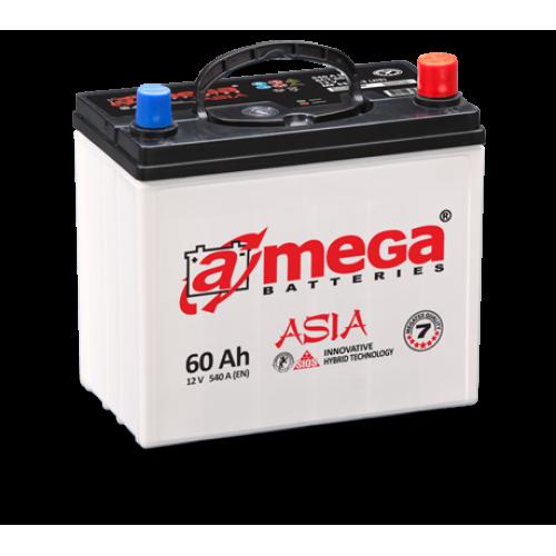 Аккумулятор AMEGA  Ultra 6СТ-75 АзE