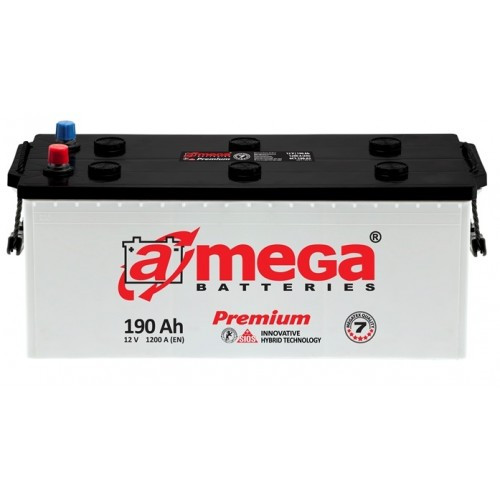 Аккумулятор AMEGA  Ultra 6СТ-200 Аз