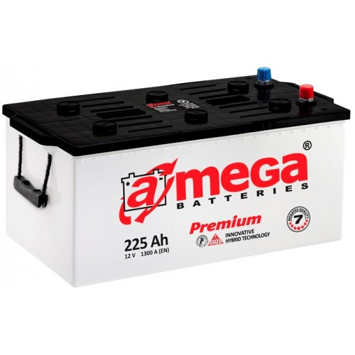 Аккумулятор AMEGA  Ultra 6СТ-225 Аз