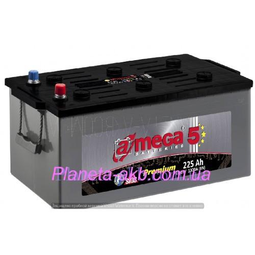 Аккумулятор AMEGA Premium 6СТ-225 АзЕ