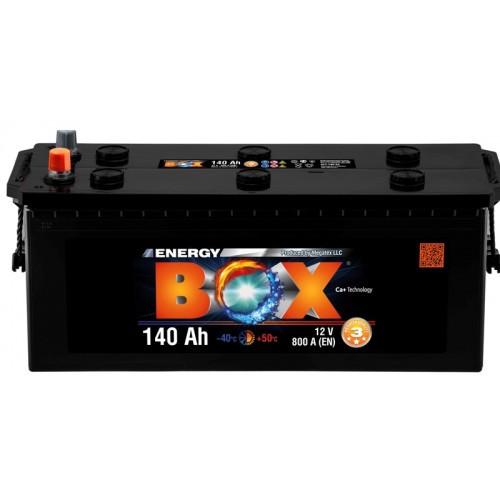 Аккумулятор ENERGY BOX 6СТ-140 Аз