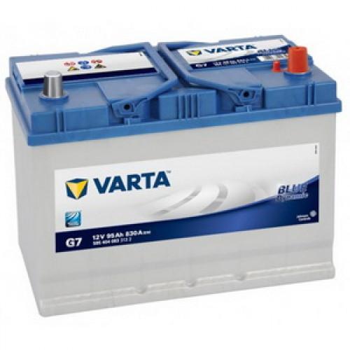 Аккумулятор VARTA  BLUE DYNAMIC 6СТ-70 Аз