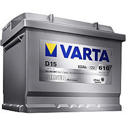 Аккумулятор VARTA  SILVER DYNAMIC 6СТ-77 АзE