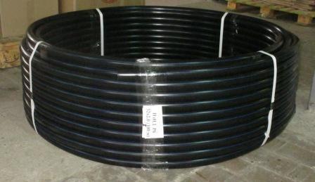 Труба полипропиленовая (6 атм) STR ПНД d 20 - 2,0 мм