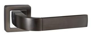 Ручка дверная ORION QR GR/CP-23 графит/хром
