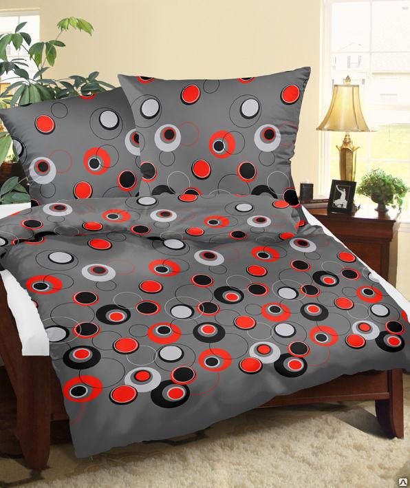 Купить Постельное бельё KORA (креп), 2 спальное, (молния) 58080123