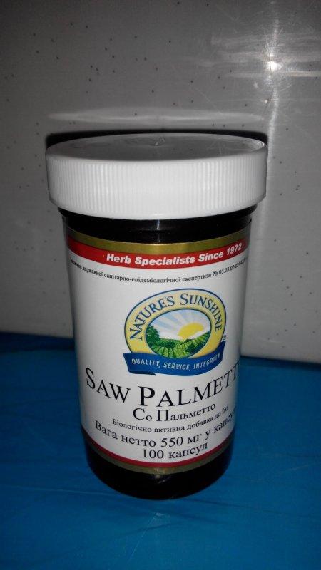 Купить Saw Palmetto ( со пальметто )